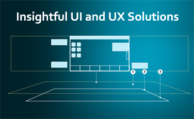 ui ux solutions by DOTCORPS